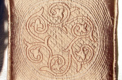 Celtic pillow
