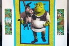 Shrek Quilt