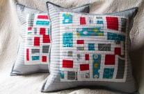 Mod Organics pillow – Improv